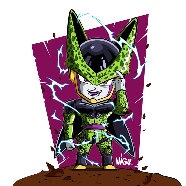 Perfect Cell By Migne Huynh - Visit now for 3D Dragon Ball Z compression shirts now on sale! #dragonball #dbz #dragonballsuper http://amzn.to/2q10MiJ