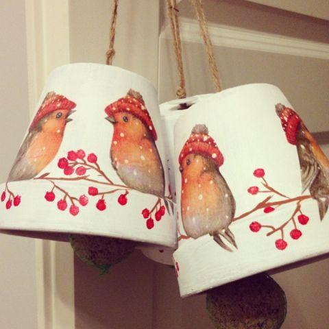 Paremman puutteeseen: Joulukellot linnuille