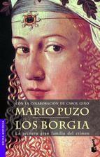 Los Borgia: la primera gran familia del crimen-mario puzo