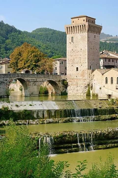 Fermignano Pesaro-Urbino.Italy