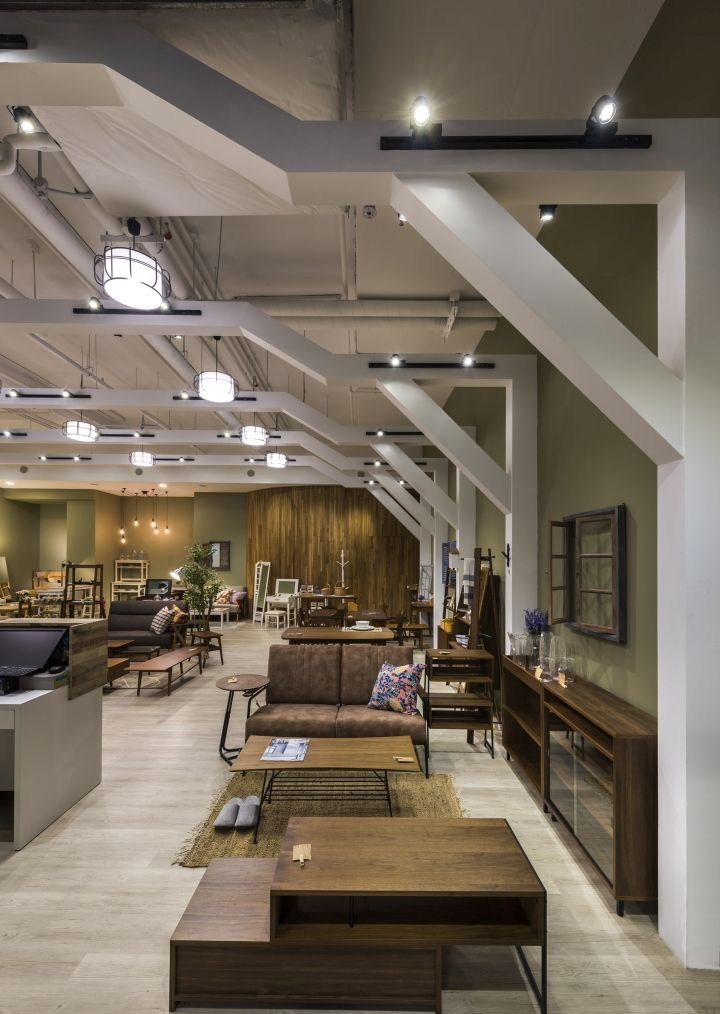 55 best retail interiors images on pinterest retail for Retail interior design firms