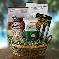 Mulligan Golf Gift Baskets