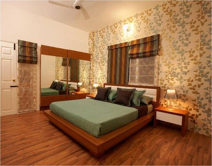 Master bedroom, Villa, Electronic City  -SAVIO and RUPA Interior Concepts Bangalore   professional villa interior designers at Bangalore   Modern Interior Designers   Residential Interior Designs