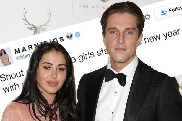 Marnie Simpson and Lewis Bloor split: Geordie Shore star is 'starting the New Year with a break–up'