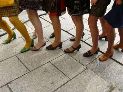 Moda anni 60 - Moda Anni 60 scarpe