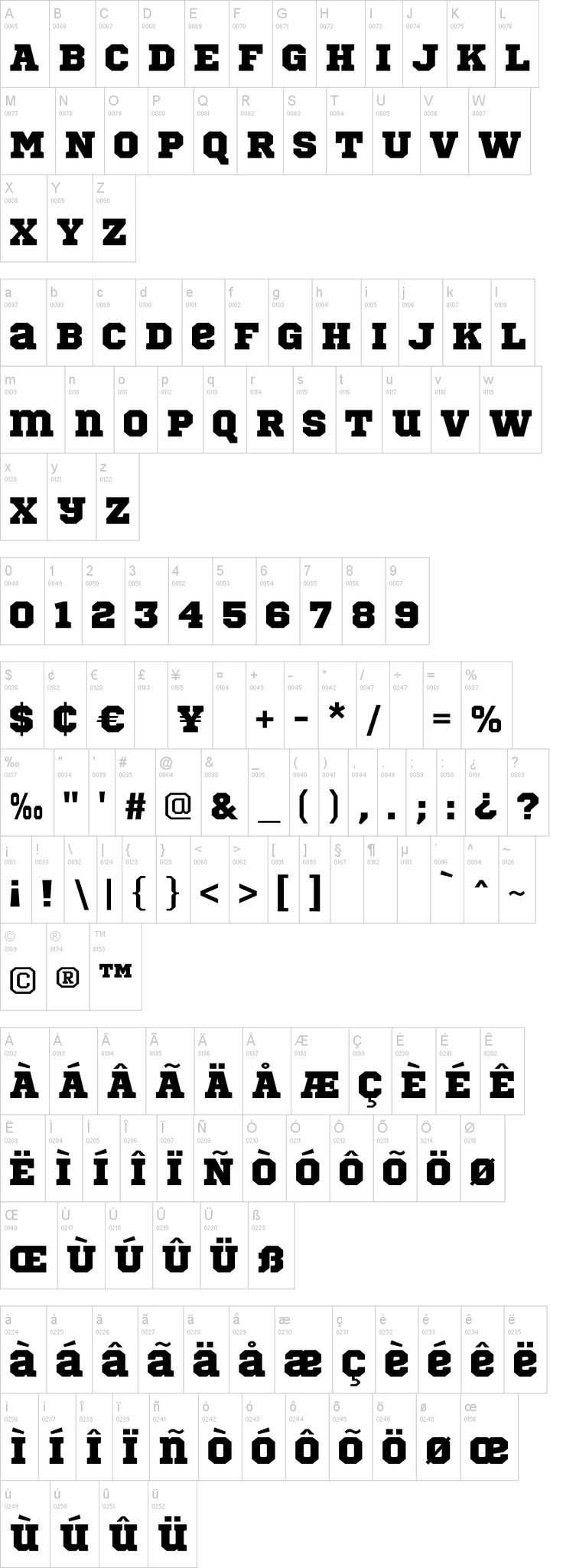 Krill normal font for essays