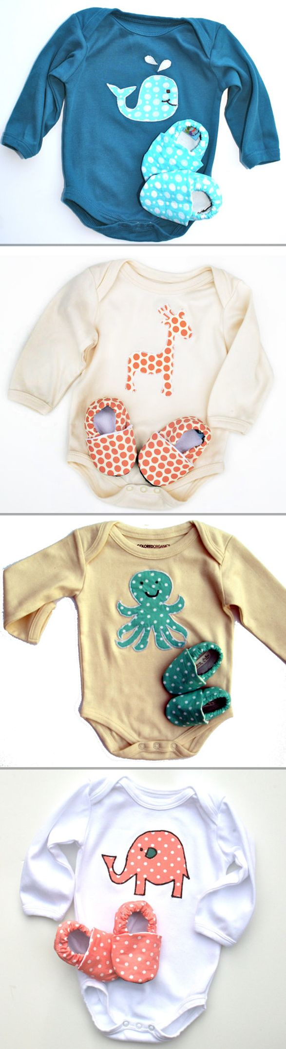 This Etsy shop has the cutest baby clothes! #babyclothes. For future baby gifts.
