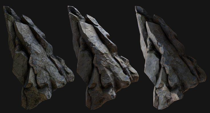 ArtStation - Bioshock Rock, Cordell Felix