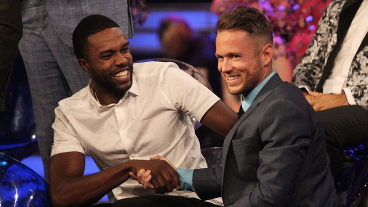The Bachelor in Paradise controversy might have been the talk of the summer, but when DeMario Jackson returned to the TV franchise on Monday's Bachelorette: Men Tell All, all Paradise mentions were left on the cutting room floor. The ABC reality franchise instead chose to keep its sister... #Bachelorette #Center #DeMario #Garrett #Jackson #Lee #Men #Racism #Recap #Return #Reunion #Stage #Takes