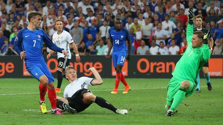 Alle Infos rund um das Halbfinale Deutschland gegen Frankreich bei der EM 2016.
