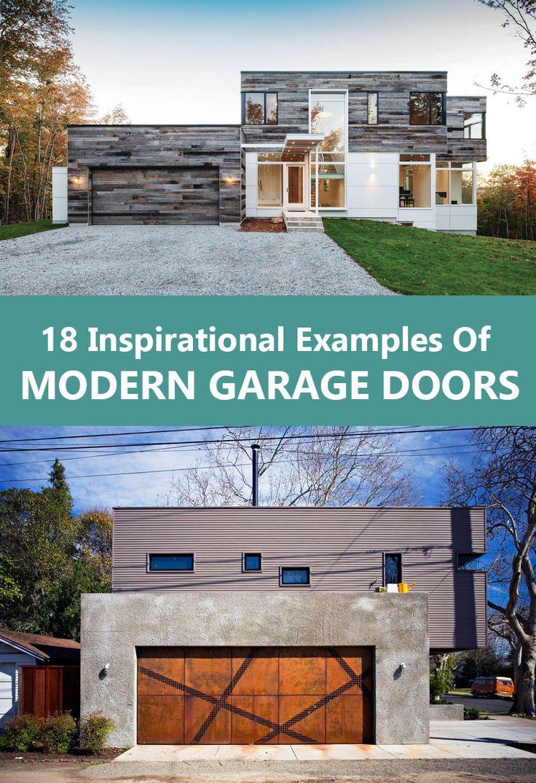 Modern Carport Garage: 191 Best Images About Contemporary Garages (Exterior) On