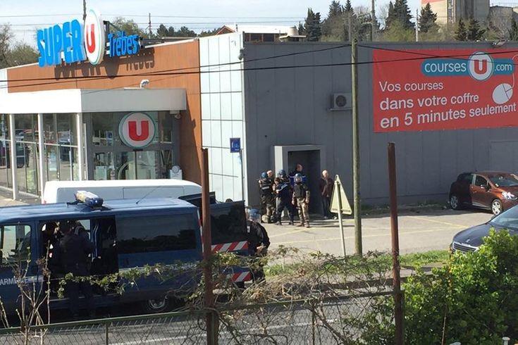 France Hostage Situation Ends; 4 Dead Including Gunman