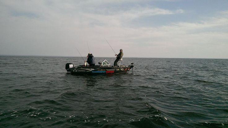 Фотографии с весенних рыбалок от Павла Гирич
