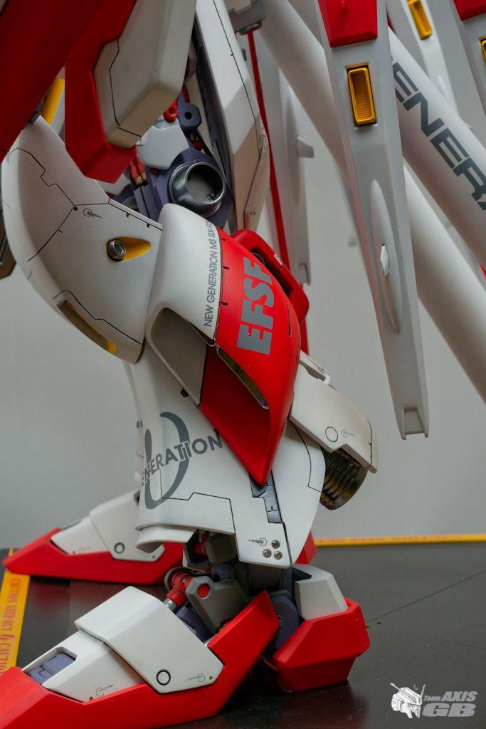 RX-93 Nu2 Hi-Nu Gundam