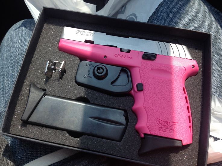 sccy cpx2 9mm pink stainless steel my baby sccy