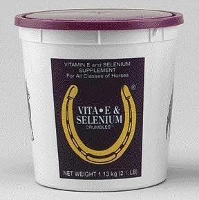 BND 312533 FARNAM CO HORSE HEALTH - Vita E + Selenium Crumbles 75220 by BUYNOWDIRECT. $28.00