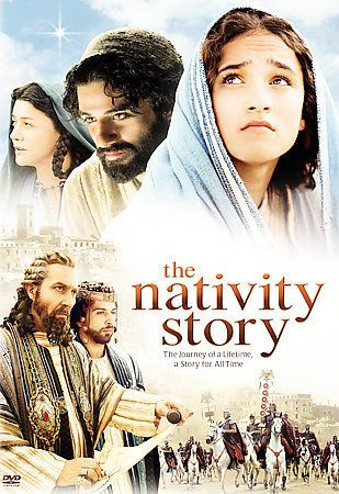 The Nativity Story (DVD, 2007) both widescreen and fullscreen versions of film