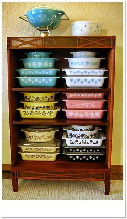 http://www.kitchendesigntrends.com/category/Pyrex/ Pyrex                                                                                                                                                     More