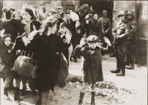 Beginning on April 19, 1943 and lasting for 27 days, the Jews remaining in the Warsaw Ghetto fought back against the Nazis. With limited weapons, they held off the Nazis for longer than some countries had. Learn more about the Warsaw Ghetto Uprising, from the establishment of the ghetto to the last residents deported.