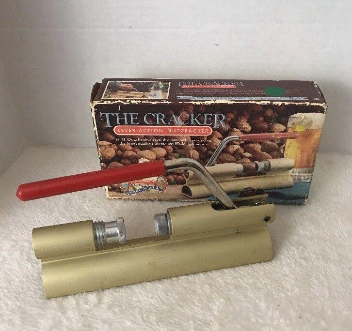 The Cracker Lever Action Nutcracker HM Quackenbush  | eBay