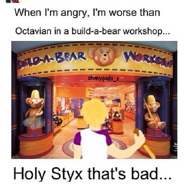 BAHAHA << Octavian NO! LEAVE DOES TEDDY BEAWS AWONE!!!!!