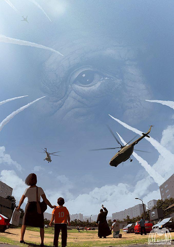 A imagem pode conter: uma ou mais pessoas, céu e atividades ao ar livre