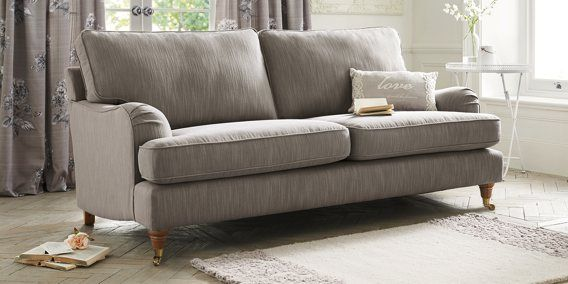 Buy Sofia Small Sofa 2 Seats Brushed Check Stirling