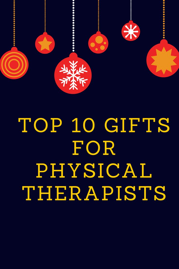 Bright idea 4 physical therapy - Top 10 Gifts For Physical Therapists