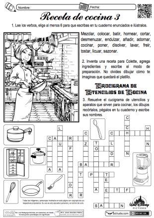 Recetas de cocina 3