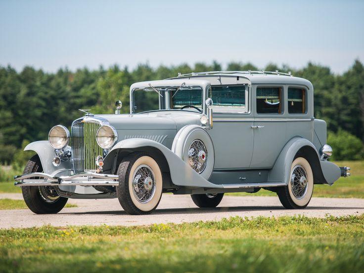 1932 Duesenberg Model J Town Car by Kirchhoff Chassis No.2514 Engine No.J-497
