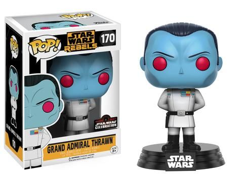 Funko Is Letting Giving You An Opportunity To Draw Wars For Celebration Exclusives
