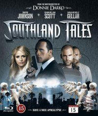 Southland Tales (Blu-ray) 7,95€