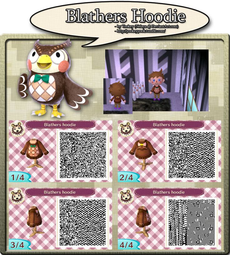 158 Best Images About ACNL QR Codes On Pinterest Animal