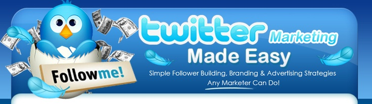 Twitter Marketing Made Easy. Get this Tool Today and Revolutionize your Business or Art! http://www.shoppingsherlock.com/465048