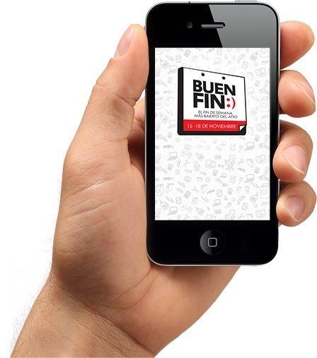 Descarga la aplicación oficial de El Buen Fin.  Ayuda iPhone México, iOS, iPhone, El Buen Fin.