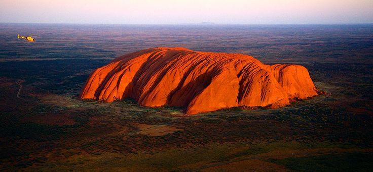 Uluru, Rock of Ages