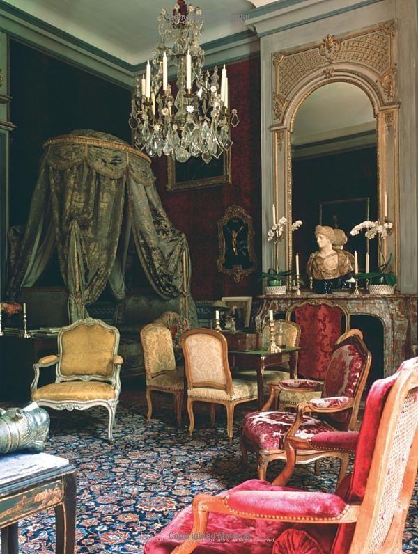 Bedroom Design Gold