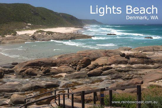 Lights Beach Denmark, Western Australia