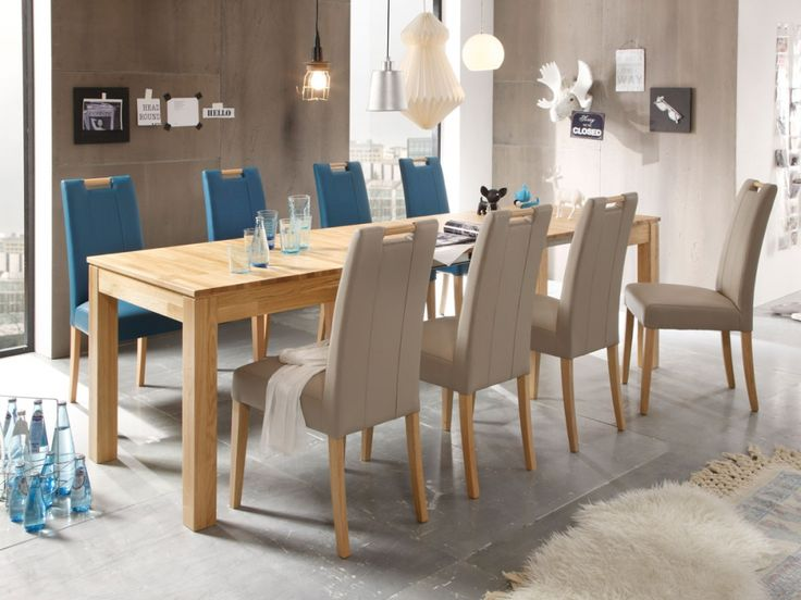 138 best Esszimmer images on Pinterest Dining room, Oak tree and - esszimmer modern mit bank