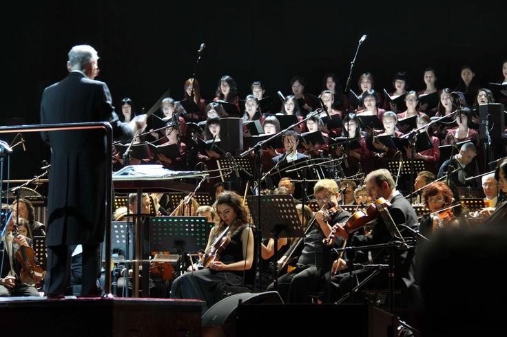 Ennio Morricone's concert in Shanghai
