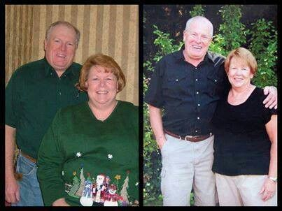 """Couples that take Skinny Fiber together lose weight together! Isn't that brilliant! We are so proud of our couples that want to be healthy. Way to go Linda & James!   Linda and James!! OUR STORY!! I LOVE SKINNY FIBER!! """"Skinny Fiber changed our lives!"""" Long story short....A year ago I committed to a lifestyle change...I did not go on a """"special"""" diet, I eliminated nothing from my diet...I just ate fewer calories and I started walking...I lost 50 lbs...then his a stone wall...NOTHING I DID…"""