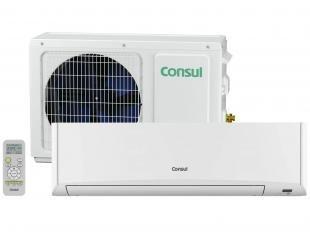 Ar Condicionado Split Consul 12.000 BTUs Frio - Facilite CBE12AB Controle Remoto e Sistema Imuni