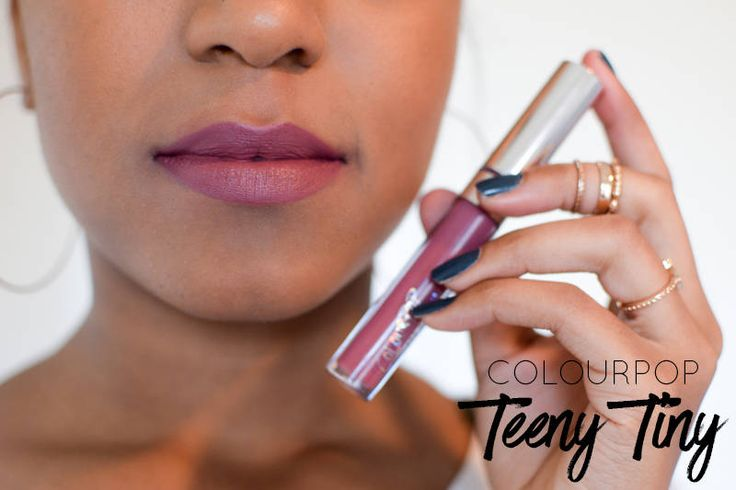 ColourPop Ultra Matte Lips | Swatches   Review