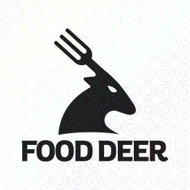 Food+Deer+logo