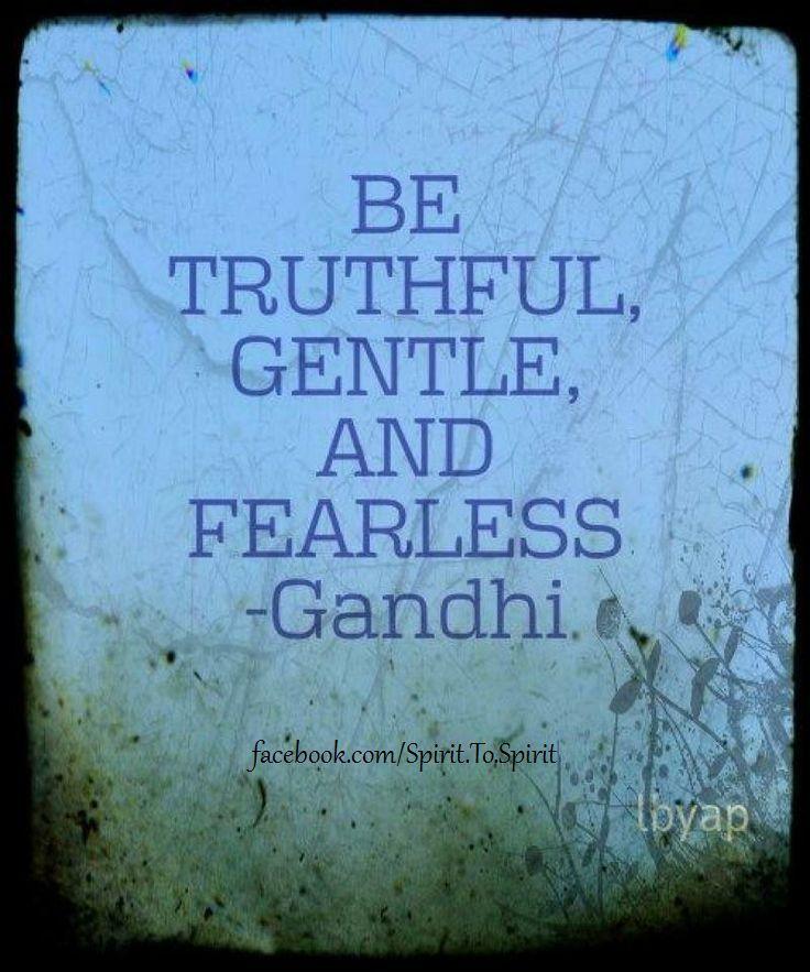 Gandi quote