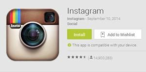 Tutorial How to Download and Install Instagram on Samsung Galaxy S5 » Samsung Galaxy S5 Manual