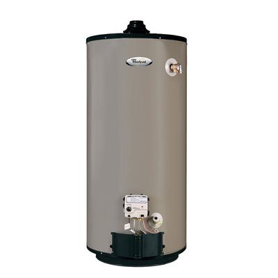 Whirlpool B5992 50-gal Tall Gas Water Heater (Natural Gas)