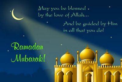 ramadan mubarak cards arabic