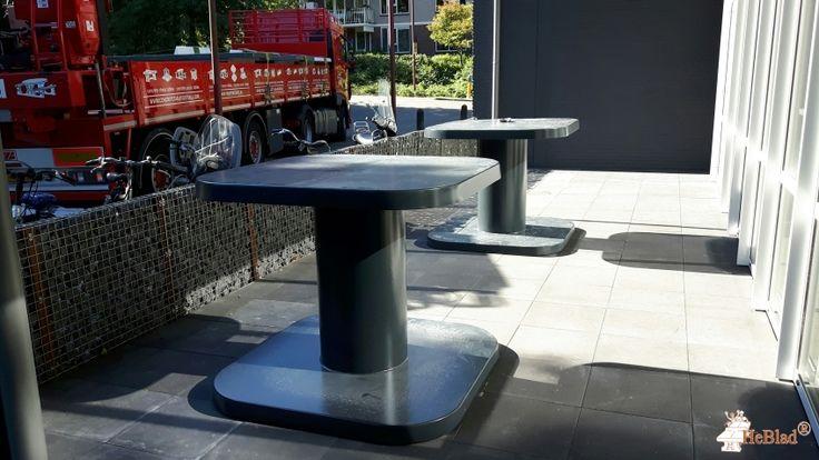 Statafel Antraciet bij DSGN4U interior design in Nieuwegein