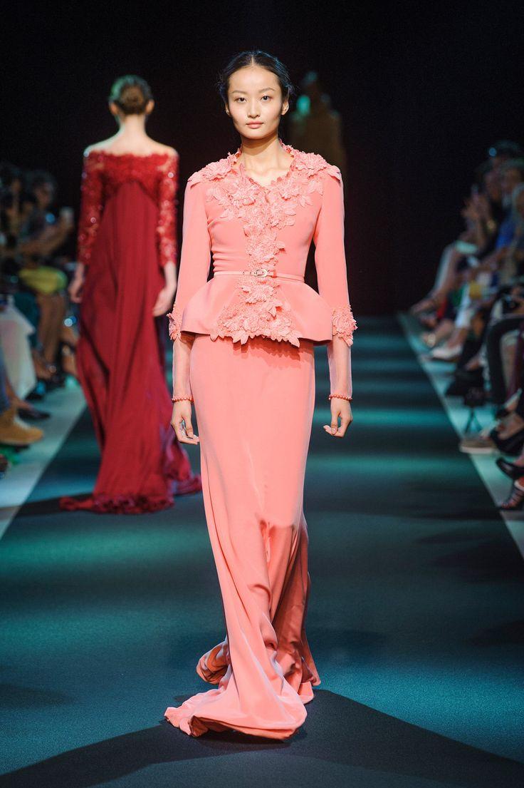 Mejores 36 imágenes de Pink en Pinterest   Alta costura, Moda rosada ...